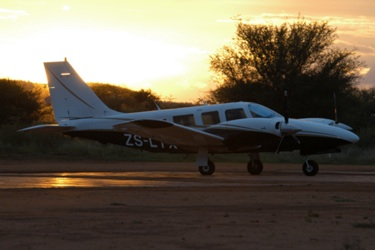 Aircraft Safaris Undoubtedly The Ultimate Safari Is A Fly